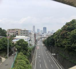 The city where the future and the old intersect :YOKOHAMA